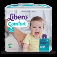 Libero Comfort Size 3 packshot