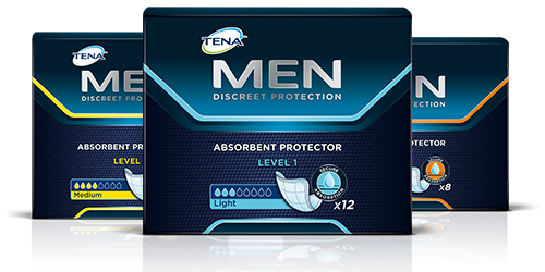 TENA Men Produkte