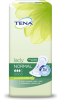 TENA Lady Normal Aloe Vera packshot