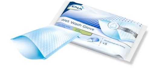 TENA Wet Wash Glove