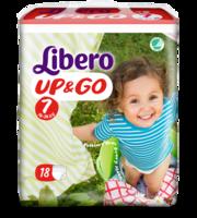 Libero UP&GO Size 7 packshot