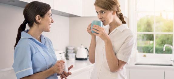 TENA Solutions per l'incontinenza