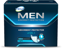 TENA Men Level 1 packshot