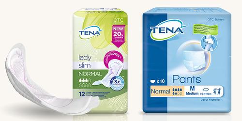 Упаковки TENA Lady Slim