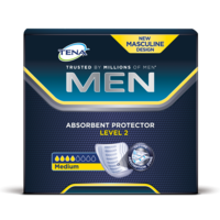 TENA Men Absorbent Protector Level 2 packshot medium absorbtion