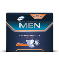 TENA Men Absorbent Protector Level 3 packshot medium absorbtion