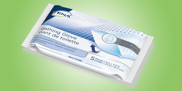 Video Link for TENA Bathing Glove