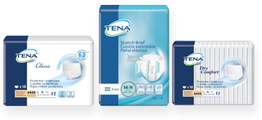 TENA Absorbent Products
