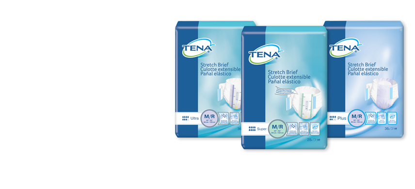 TENA Stretch Package Image