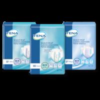 TENA Stretch briefs pack shot