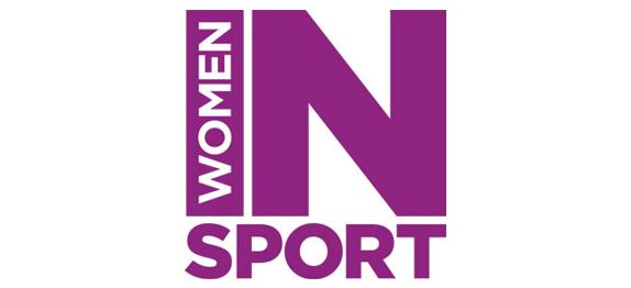 Women in sport logotype