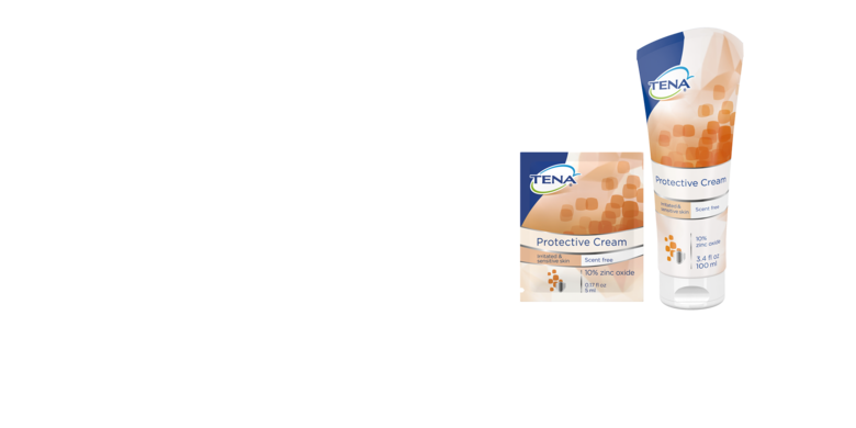 Image of Protective Cream family of products - TENA Professional