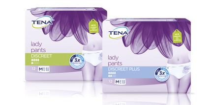 Hlačke TENA Lady