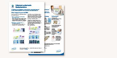 Supporto POS e presentazione dei prodotti TENA