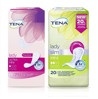TENA Lady Ultra Mini i Slim Mini
