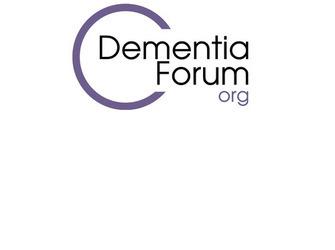 Dementia Forumin logo