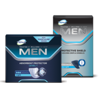 TENA Men Extra Light i Light (Level 1)