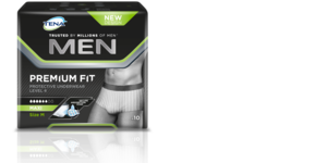 Photo du Sachet TENA Men Premium Fit