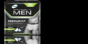 TENA Men Premium Fit packshot