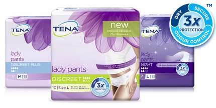 TENA Lady Pants -suojat