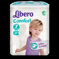 Libero Comfort Size 7 packshot