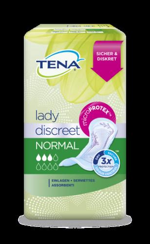 TENA Lady Discreet Normal - TENA