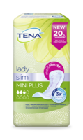 TENA Lady Slim Mini Plus Packshot