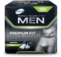 TENA MEN Premium Fit Protective Underwear, packbild