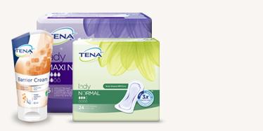 TENA Slip och TENA Lady