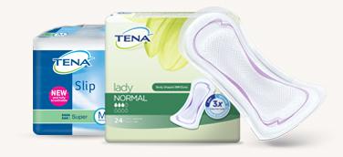 TENA Slip a TENA Lady