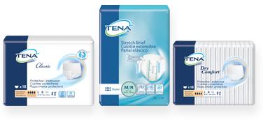 TENA produits absorbants