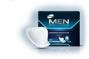 Free TENA Men sample