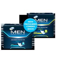TENA Men Level 1 & Level 2