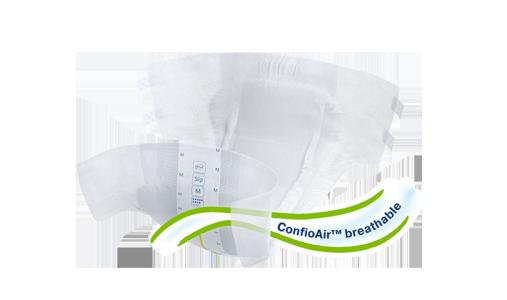 TENA Slip mit ConfioAir™