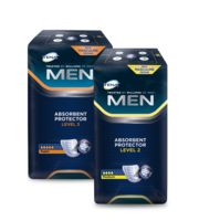 TENA Men Level 2 og Level 3