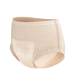 TENA ProSkin™ Protective Underwear for Women in feminine nude color