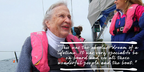 Image of Shirley Payne and Team SCA - TENA Professional