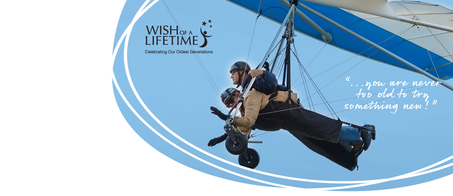 Informational Image - Wish of a Lifetime - TENA Professional