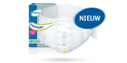 TENA Slip Bariatric product en verpakking