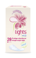 lights by TENA  Protège-slip Discret