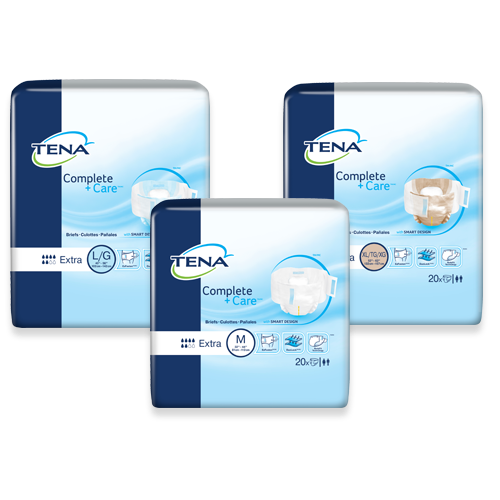Image of TENA Complete +Care Products - TENA Professional