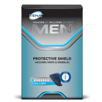Absorpcní pomucka TENA Men Protective Shield - packshot