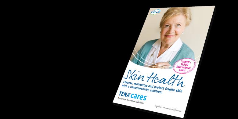 TENA Skin Health Mailer Image -  TENA professional