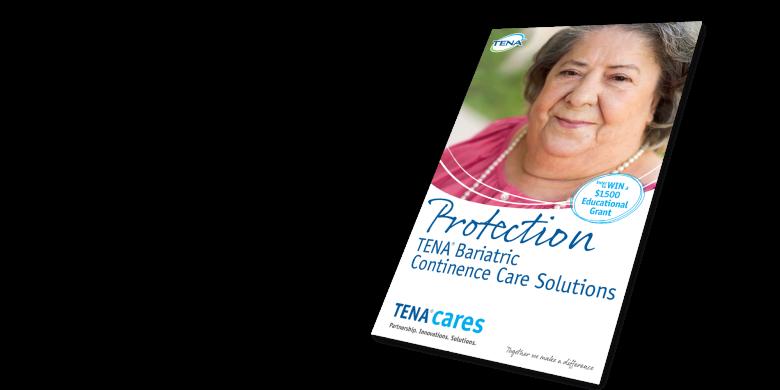 TENA Net Mailer Image -  TENA professional