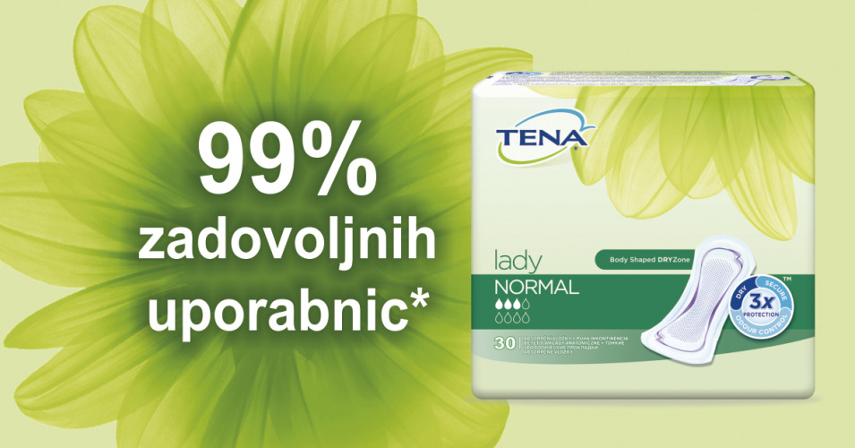 TENA Lady Normal premium