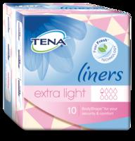 TENA Liners Extra Light packshot