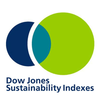 Logo - Dow Jones Sustainability Index