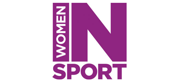 Women in sport logotype