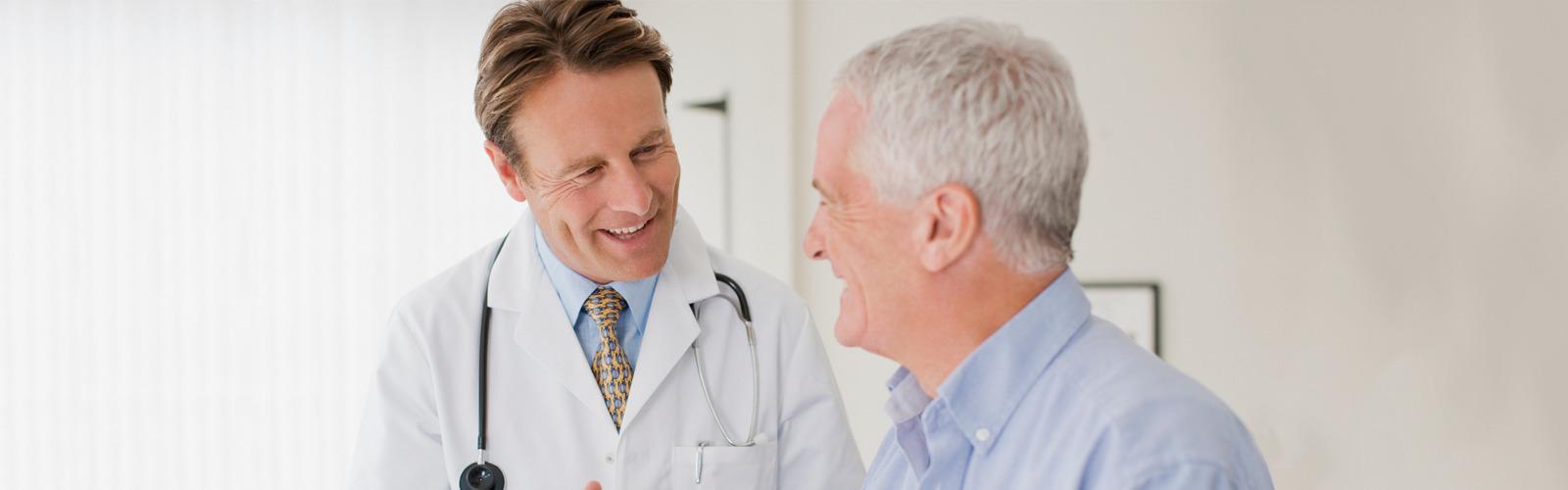Consulte o seu urologista