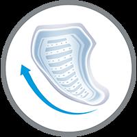 TENA MEN – specielt udviklet inkontinensbind til en mands krop